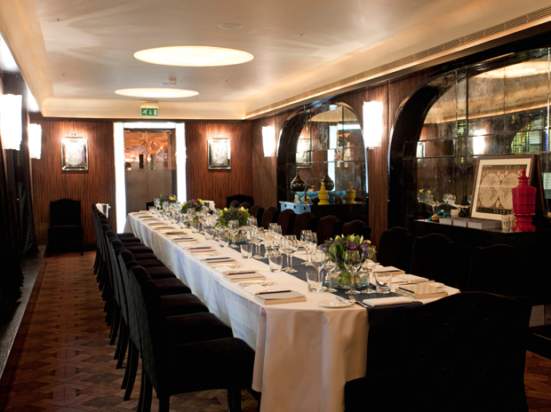The Savoy Grill 6