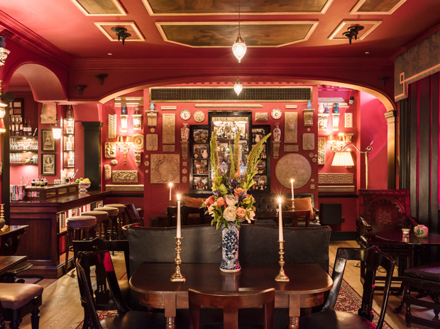 The Zetter Townhouse Marylebone - Seymour's Parlor 10