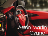 Culture Divine - Aston Martin Cygnet, Luxury Compact Car
