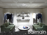 Culture Divine - Balmain London, Flagship Store - Mayfair