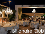 Culture Divine - Billionaire Club, Nightclub, Porto Cervo & Istanbul