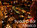 Culture Divine - Buddha-Bar, Restaurant-Lounge, Mexico City