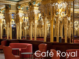 Culture Divine - Café Royal, Hotel - Soho