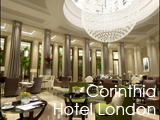 Culture Divine - Corinthia Hotel London - Westminster