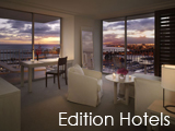 Culture Divine - Edition Hotels, Worldwide - Edition Hotel, Waikiki - Ian Schrager, Hotel Developer