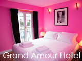 Culture Divine - Grand Amour Hotel - 10e Arrondissement