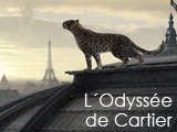 Culture Divine - L´Odyssée de Cartier, Short Film, Worldwide - Cartier, Fine Jewelry Boutique, Paris and Worldwide