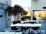 Culture Divine - La Piscine, Mediterranean and Alpine Grill Rooftop Restaurant and Bar-Lounge - Chelsea