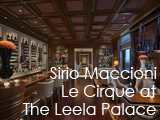Culture Divine - Sirio Maccioni, Restauranteur, New York - Le Cirque at The Leela Palace, French-Italian Restaurant, New Delhi