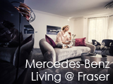 Culture Divine - Mercedes-Benz Living @ Fraser, Serviced Residences - Kensington