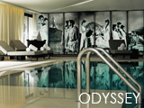 Culture Divine - ODYSSEY, Pool Area, Gardens, Terrace, Mediterranean Restaurant and Cocktail Bar - Monte Carlo