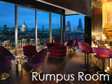 Culture Divine - Rumpus Room, Rooftop Bar and Lounge - Southbank