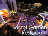 Culture Divine - Secret Garden Restaurant, Restaurant-Bar - Halikarnas, Nightclub - Bodrum