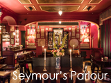 Culture Divine - Seymour's Parlour, Cocktail Lounge - Marylebone