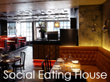 Culture Divine - Social Eating House, British with International influences Restaurant and Bar - Soho