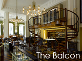 Culture Divine - The Balcon, French-British Brasserie and Bar - St. James´s