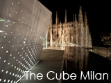 Culture Divine - The Cube Milan, Temporary Restaurant Installation - Milan