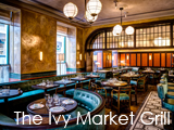 Culture Divine - The Ivy Market Grill, British Grill Restaurant-Bar and Café - Covent Garden