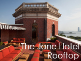 Culture Divine - The Jane Hotel Rooftop, Private Event Space - Greenwich Village