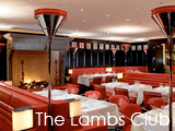 Culture Divine - The Lambs Club, Modern American Restaurant - Midtown West