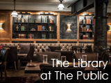 Culture Divine - The Library at The Public, American Restaurant, Cocktail Bar and Lounge - NoHo