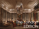 Culture Divine - The London EDITION, Hotel - Fitzrovia