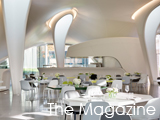 Culture Divine - The Magazine, British with Japanese influence Restaurant - Kensington Gardens