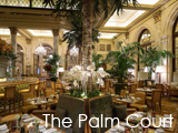 Culture Divine - The Palm Court, Classic American Restaurant - Midtown West