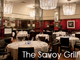 Culture Divine - The Savoy Grill, Classic French and British Inspired Restaurant - Covent Garden