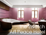 Culture Divine - The Swatch Art Peace Hotel, Hotel, Studios and Retail Space, Shanghai