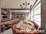 Culture Divine - The Wayfarer, American Seafood Grill Restaurant, Oyster Bar, Cocktail Bar, Cafe and Lounge - MidtownWest