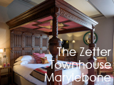 Culture Divine - The Zetter Townhouse Marylebone, Hotel - Marylebone