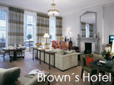 Culture Divine - Brown's Hotel - Mayfair