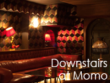 Culture Divine - Downstairs at Momo, North African & Middle Eastern Restaurant-Bar-Lounge - Mayfair
