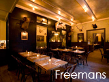 Culture Divine - Freemans, Neo American Restaurant - Lower East Side