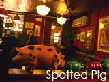 Culture Divine - Spotted Pig, Seasonal British and Italian Restaurant - Greenwich Village