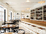 Culture Divine - The Standard Grill, New American Grill Restaurant - Meatpacking District